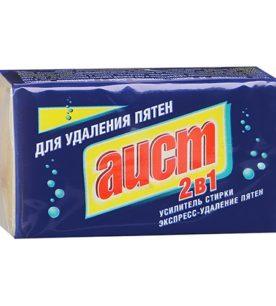 Мыло хозяйственное Аист Антипятин 2в1 150 г