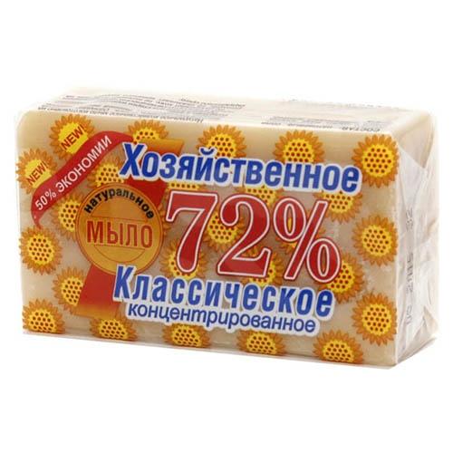 Мыло хозяйственное Аист Классическое 72% 150 г