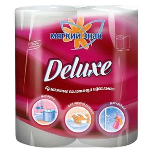 Полотенца Мягкий знак Deluxe