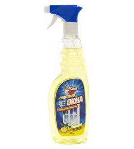 Средство для мытья стекол Золушка Чистые окна
