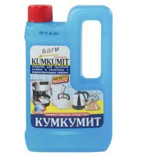 Средство от накипи Баги КУМКУМИТ 550 мл