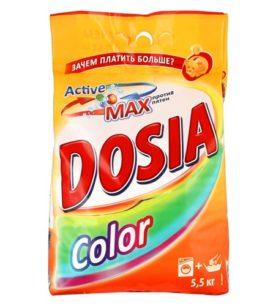 Стиральный порошок Dosia Color 5