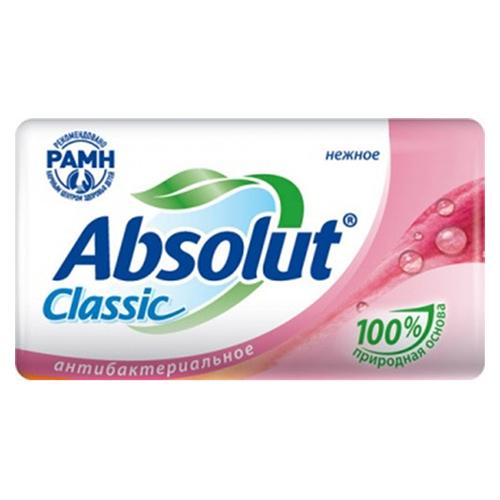 Туалетное мыло Absolut Classic