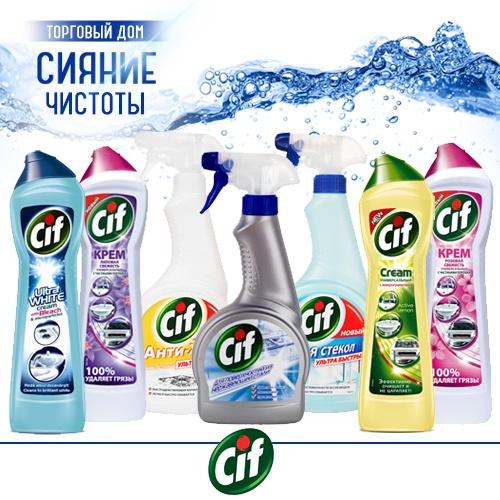 Чистящее средство Cif (Сиф) оптом