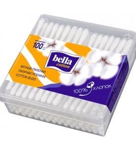 Ватные палочки Bella Cotton 100 шт