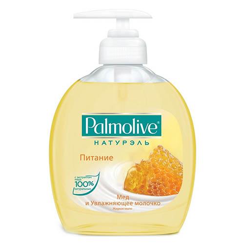 Жидкое мыло Palmolive Мед и Увлажняющее Молочко 300 мл