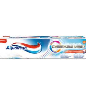 Зубная паста Aquafresh Отбеливание