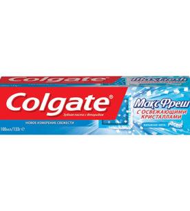 Зубная паста Colgate Макс фреш