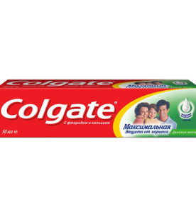 Зубная паста Colgate Максимальная защита от кариеса
