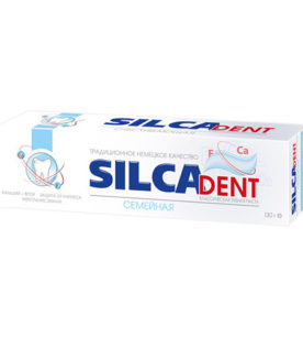 Зубная паста SILCA Dent