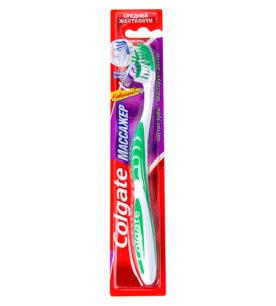 Зубная щетка Colgate Массажёр 1 шт оптом