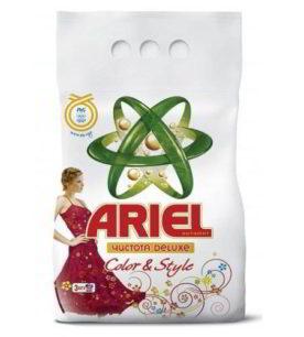Стиральный порошок Ariel Color&Style 3 кг