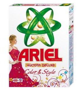 Стиральный порошок Ariel Color&Style 450 г