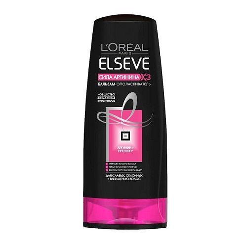 Ополаскиватель для волос Elseve Сила Аргинина х3 200 мл