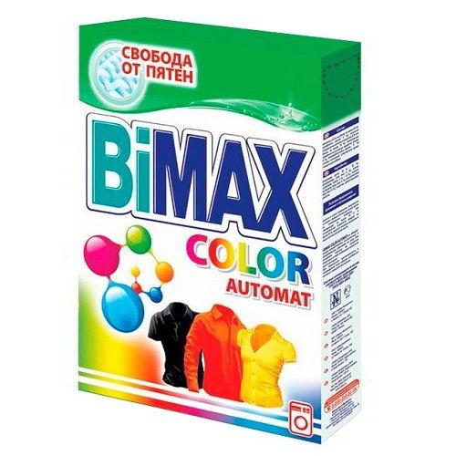 Стиральный порошок Bimax Color 400 г