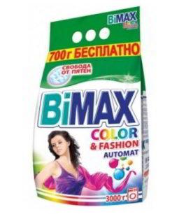 Стиральный порошок Bimax Color 3 кг