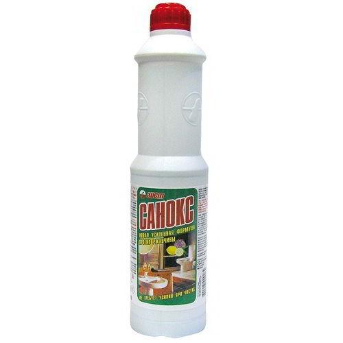 Чистящее средство Санокс Против ржавчины 750 мл