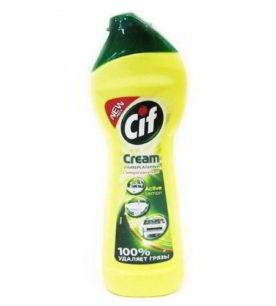 Чистящий крем Cif Lemon 250 мл