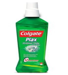 Ополаскиватель для полости рта Colgate Plax
