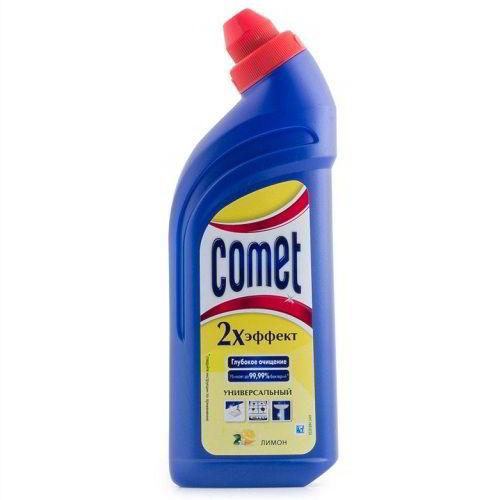 Чистящий гель Comet Лимон 500 мл