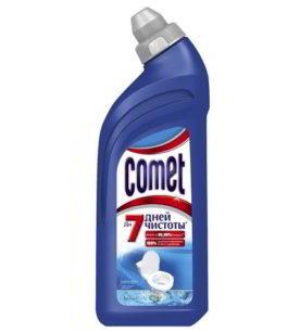Чистящее средство для туалета Comet Океан 500 мл