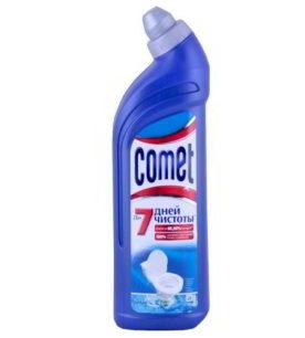 Чистящее средство для туалета Comet Океан 750 мл