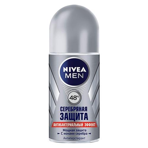 Део-дезодорант роликовый NIVEA MEN