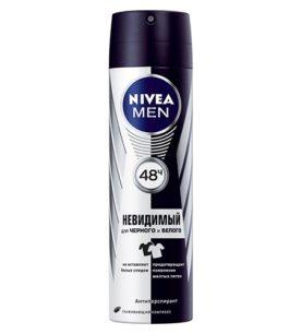 Део-дезодорант спрей NIVEA MEN