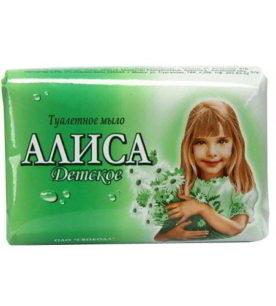 Мыло АЛИСА Детское 150 г