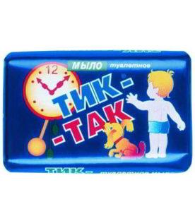 Мыло ТИК-ТАК Детское 150 г