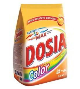 Стиральный порошок DOSIA Color 1