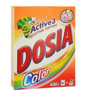 Стиральный порошок DOSIA Color 400 г