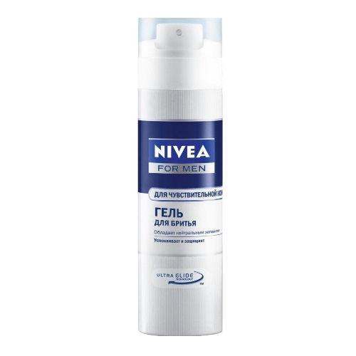 Гель для бритья  Nivea Восстанавливающий