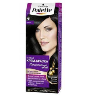 Краска для волос Palette N1 Чёрный 1 шт