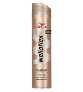 Лак для волос Wellaflex Без запаха
