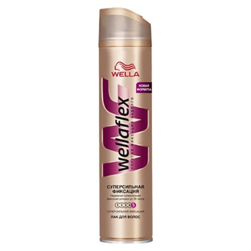 Лак для волос Wellaflex Суперсильной фиксации 250 мл