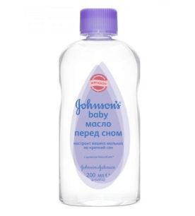 Детское жидкое мыло Johnson's baby Перед сном