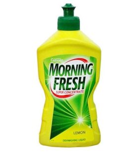 Средство для мытья посуды Morning Fresh Lemon 450 мл