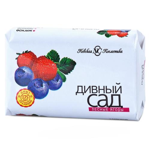 Мыло Дивный сад Лесные ягоды 90 г