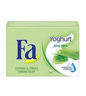 Мыло Fa Yoghurt Алоэ Вера 90 г