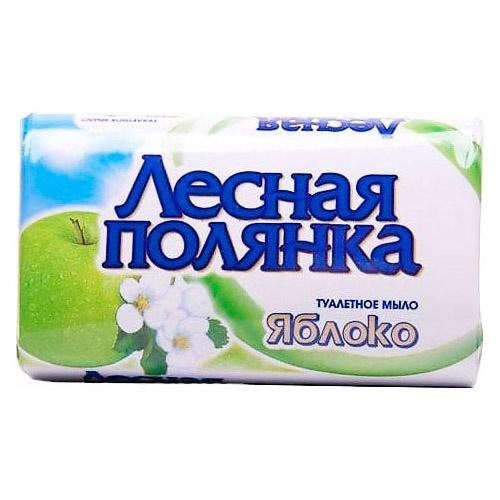 Мыло Лесная полянка Яблоко 90 г