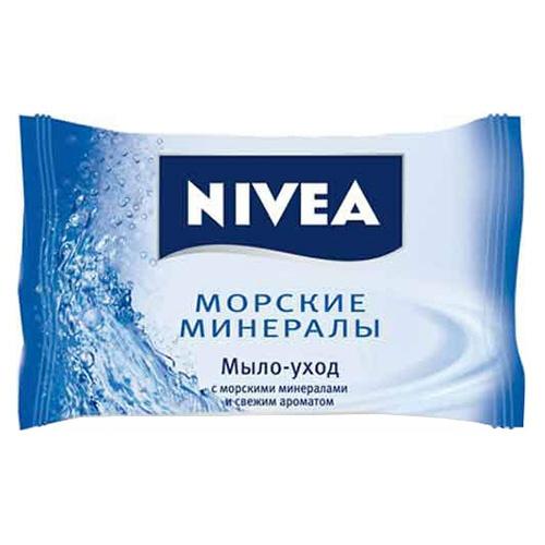 Мыло NIVEA Морские минералы 90 г
