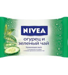 Мыло NIVEA Огурец и зеленый чай 90 г