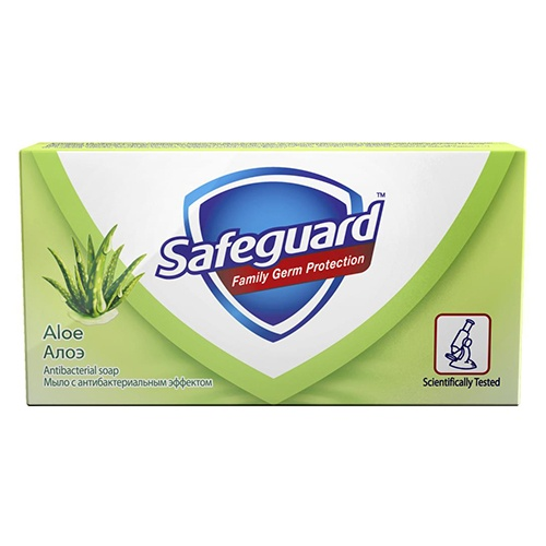 Мыло Safeguard Алое 90 г