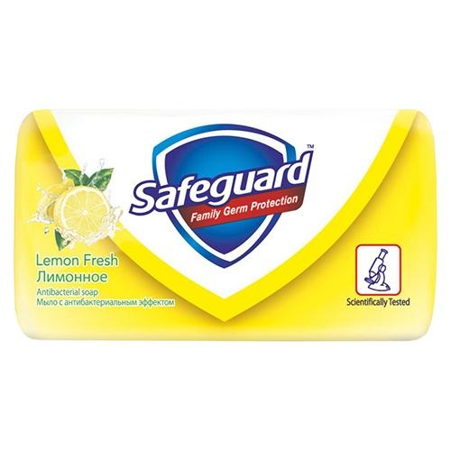 Мыло Safeguard Свежесть лимона 90 г