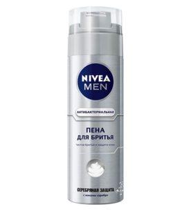 Пена для бритья NIVEA Антибактериальная