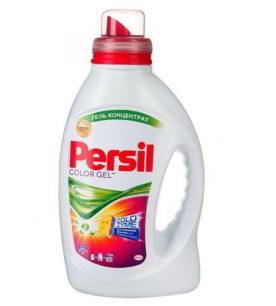 Жидкий стиральный порошок Persil Color Gel концентрат 1