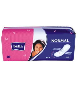 Прокладки Bella Normal Softiplait Air 10 шт