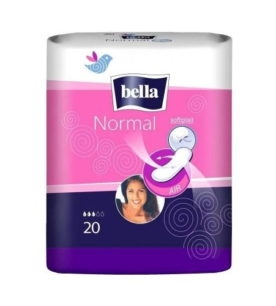 Прокладки Bella Normal Softiplait Air 20 шт