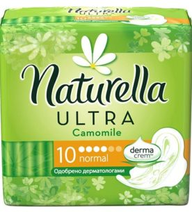 Прокладки Naturella Ultra Normal 10 шт